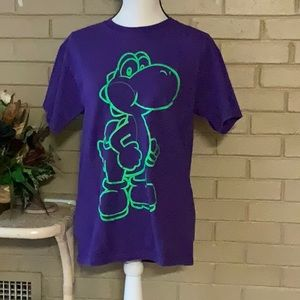 Fruit of the Loom Tee Shirt with LOGO SIZE M 100%C